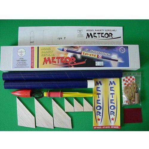 Rakieta szkolna meteor 305 marki Model making