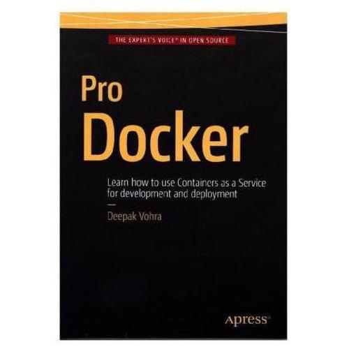 Pro Docker (9781484218297)