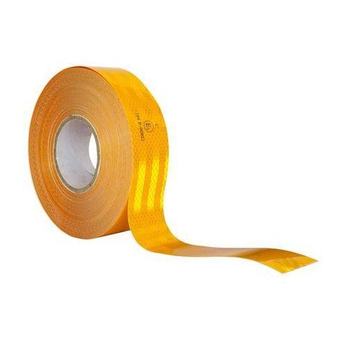 Taśma odblaskowa konturowa pomarańczowa 1 metr (5903351204972)