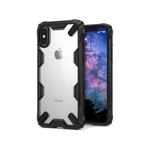 Etui ringke fusion x apple iphone x black marki Rearth