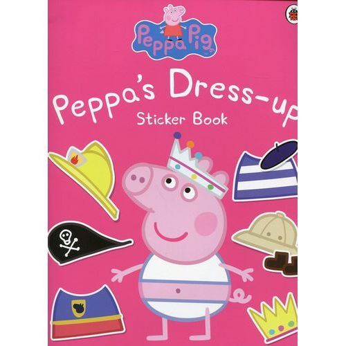 Peppa Pig Peppa's Dress-Up (24 str.)