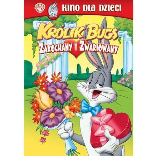 Galapagos Film królik bugs zakochany i zwariowany bugs bunny's cupid capers (7321997272250)