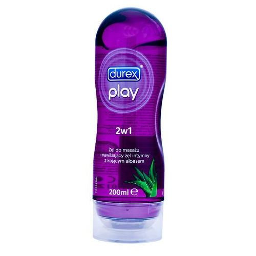 DUREX Play Żel do masażu 2w1 200ml ze sklepu ALLECCO.PL