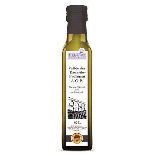 Bio planete Oliwa z oliwek extra virgin z doliny vallee des baux-de-provence a.o.p. bio 250 ml - (3445020000871)