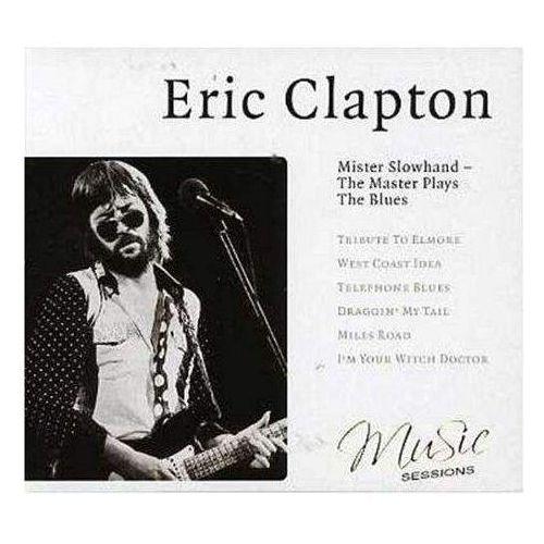 Mister Slowhand - The Master Plays The Blues - Clapton, Eric (Płyta CD) (8717423027898)