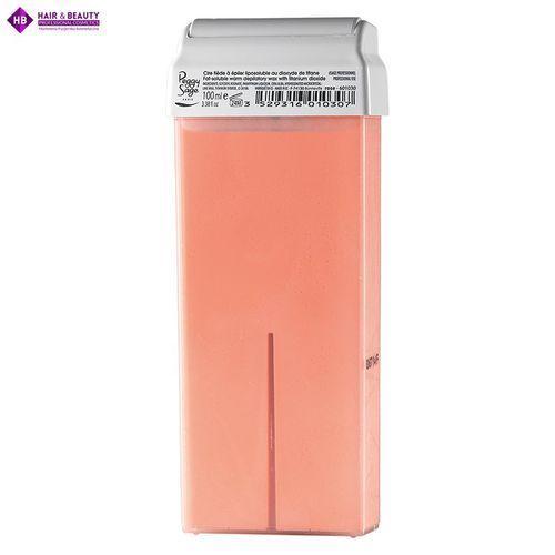 Peggy sage - wklad wosku do depilacji rose 100 ml - ( ref. 601030)