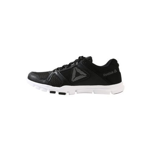 Reebok YOURFLEX TRAIN 10 MT Obuwie treningowe black/white/alloy (4058027884352)