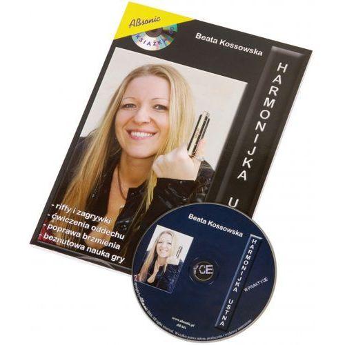 kossowska beata ″harmonijka ustna w praktyce″ książka + cd marki An