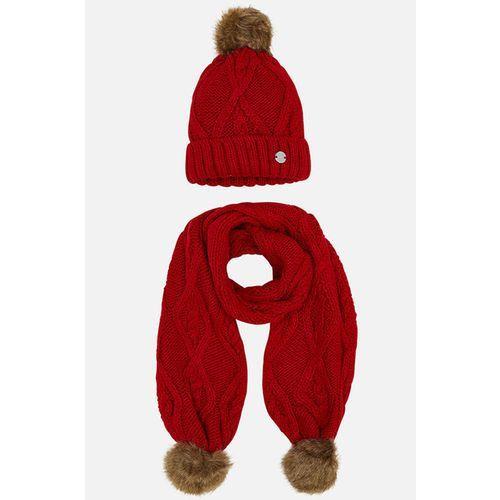 Mayoral - czapka i szalik dziecięce