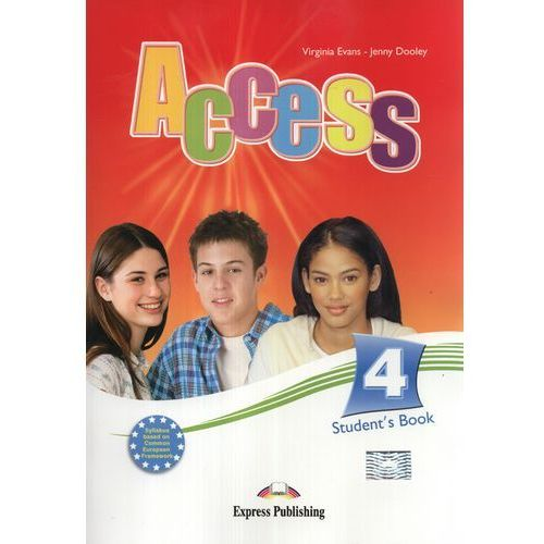 Access 4 Student\'s Book + eBook + Exam Skills Practice (160 str.)