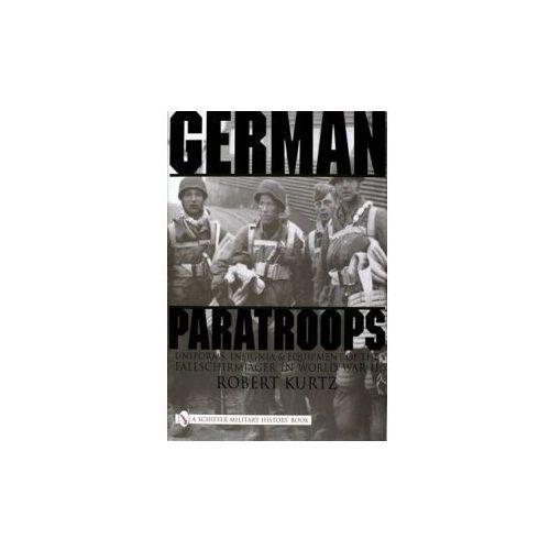 German Paratroops (9780764310409)