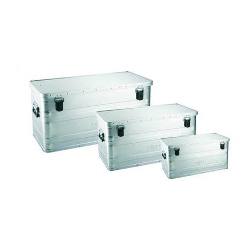 Alpos Aluminiowa skrzynka transportowa, 29 l, 430x330x275 mm