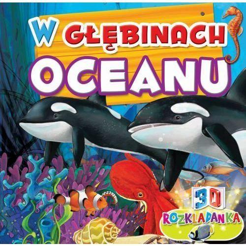 Rozkładanka 3D W głebinach oceanu - Praca zbiorowa