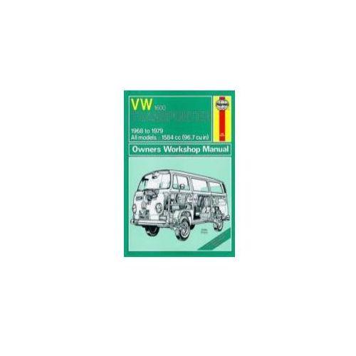 VW Transporter 1600 Service and Repair Manual (9780857336873)