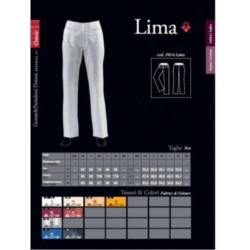 Pastelli Lima, spodnie damskie, pika