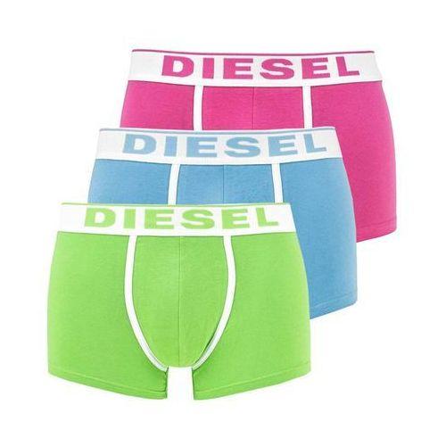 Diesel Bokserki 3-Pack (0JKKC-E4122), kolor różowy