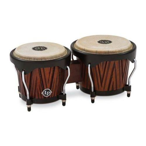Latin Percussion Bongo City Carved Mango