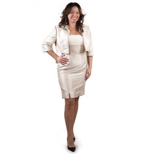 Elegancki wizytowy komplet damski! - produkt z kategorii- garsonki i kostiumy