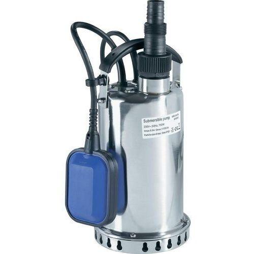 Pompa zanurzeniowa do czystej wody Renkforce 1034065, 750 W, 0.75 bar, 11000 l/h, 7.5 m z kategorii Pompy ogrodowe