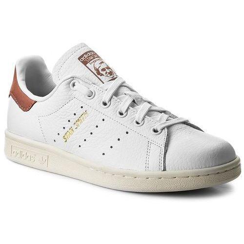 Buty adidas - Stan Smith CP9702 Ftwwht/Ftwwht/Rawpin