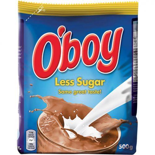 O'boy (Oboy) Less Sugar - kakao - 30% mniej cukru - 500g