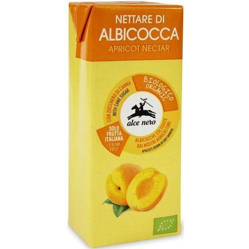 Nektar morelowy bio 200 ml - alce nero marki Alce nero (włoskie produkty)