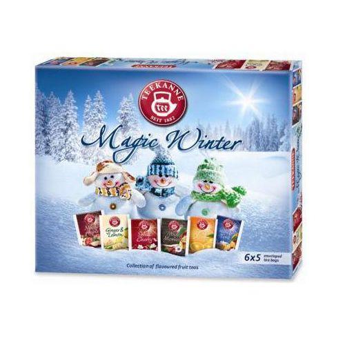 TEEKANNE Magic Winter Collection Zestaw herbat owocowych 30 torebek