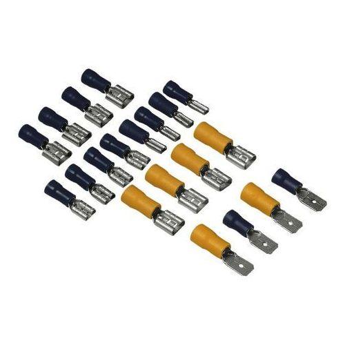 Konektor płaski gniazdo 2,5/2,8,6 wtykI 6/6,3 mm - szczegóły w Twojeakcesoria
