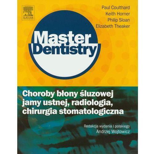 Choroby błony śluzowej jamy ustnej radiologia chirurgia stomatologiczna (320 str.)