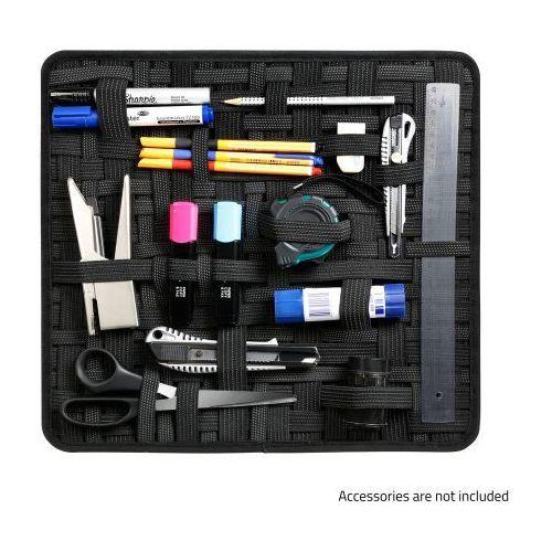 Adam hall accessories 8740 xdsb - organizer do szuflad rack, 390 x 350 mm