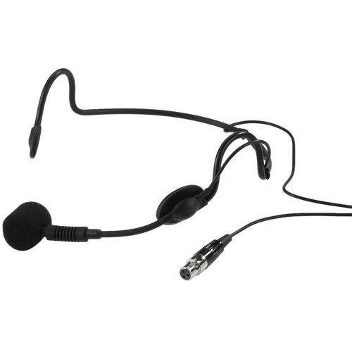 Monacor HSE-90 elektretowy mikrofon nagłowny