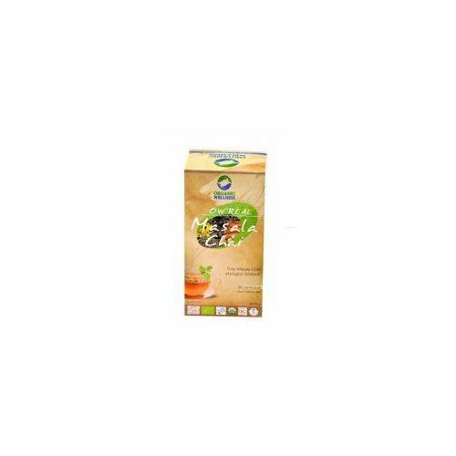 Herbata Masala Chai OW Indie Saszetki 25szt.
