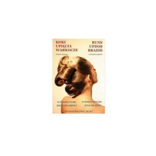 Koki upięcia warkocze DVD cz. 1 SUZI (9788392882015)
