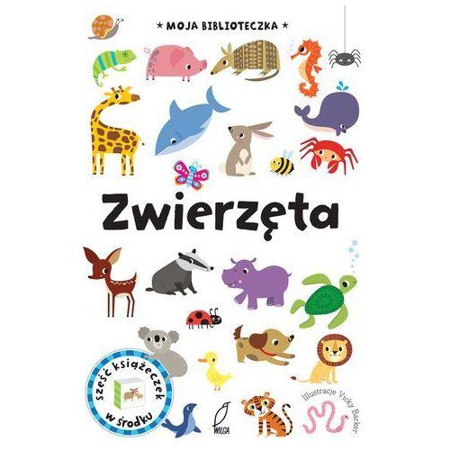 Moja biblioteczka. Zwierzęta Jolana Janičkárová, oprawa twarda