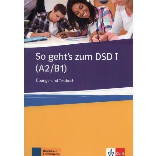 So geht's zum DSD I (A2/B1) (9783126759755)