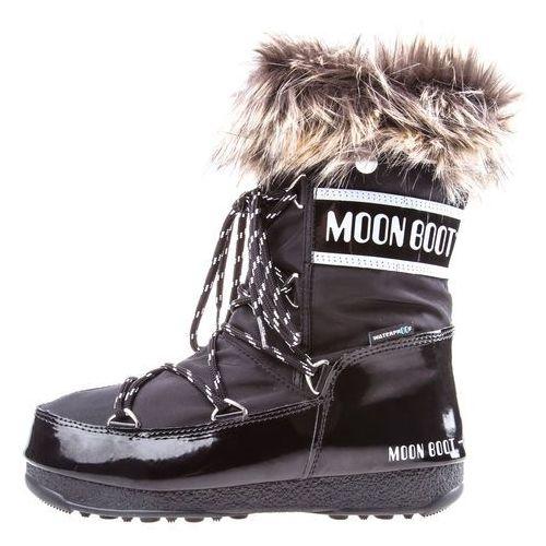 Moon Boot Monaco Low Śniegowce Czarny 36