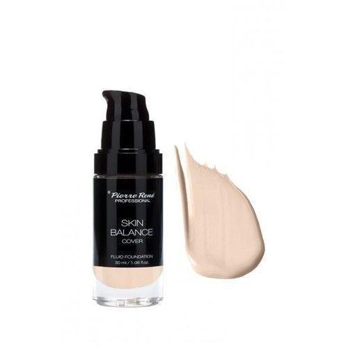Pierre René Face Skin Balance wodoodporny make-up dla długotrwałego efektu odcień 27 Cream 30 ml (3700467824085)