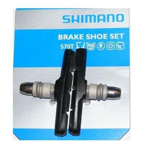 Shimano m70t - klocki hamulcowe v-brake (4524667097051)