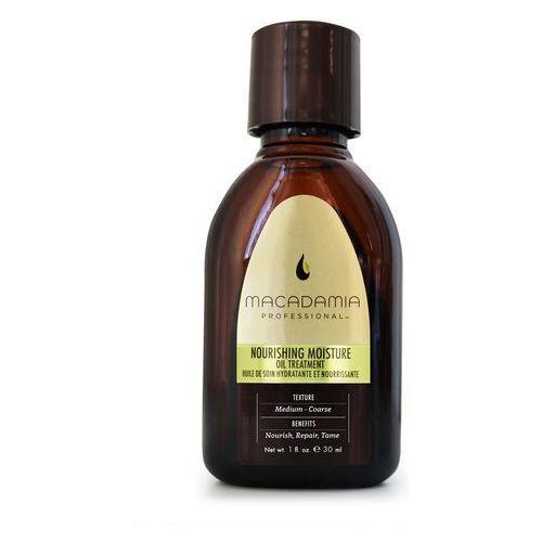 Macadamia Nourishing Oil Treatment - odżywczy olejek do włosów normlanych i grubych 30ml z kategorii do włosów