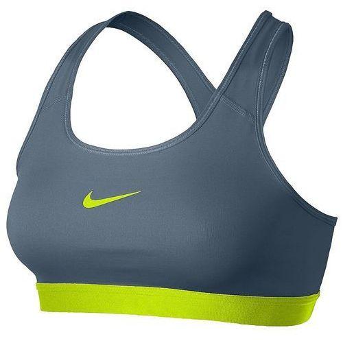 biustonosz Nike Pro Classic - 494/Blue Graphite/Volt/Volt - produkt dostępny w Snowboard-online.pl