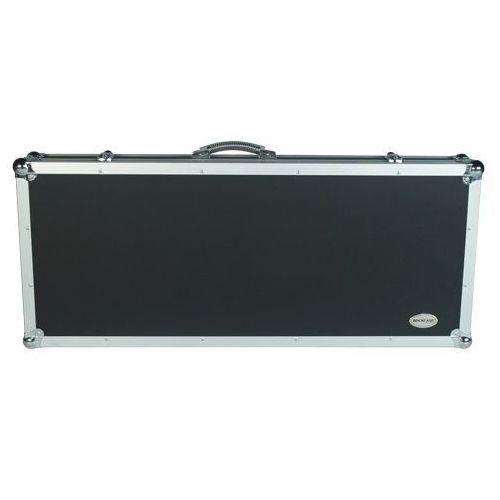 Rockcase rc-10828-b flight case, futerał do gitary elektrycznej typu hollowbody