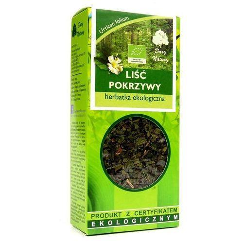 Dary natury Herbata liść pokrzywy bio 25g (5902741004222)