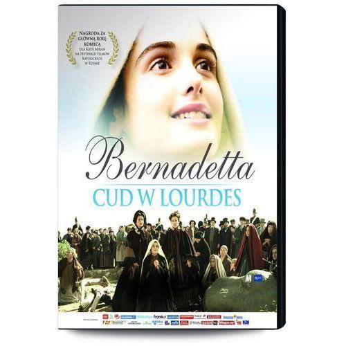 Rafael Bernadetta cud w lourdes + dvd