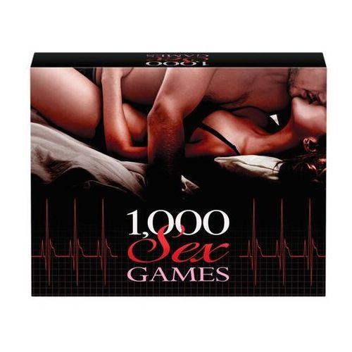 Gra erotyczna dla dwojga - kheper games 1000 sex games eng