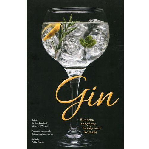Gin - Davide Terziotti, oprawa twarda
