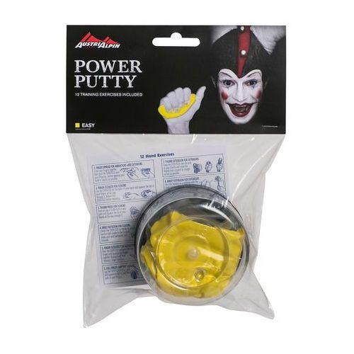 AustriAlpin Power Putty lekkie żółty 2018 Akcesoria szkoleniowe