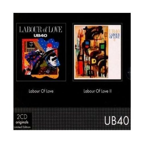 Universal music Labour of love i + labour of love ii - ub 40