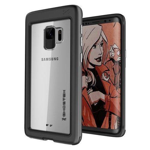 Etui Ghostek Atomic Slim Samsung Galaxy S9 Black, kolor czarny