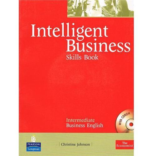 Intelligent Business Skills inter./CD gratis/, oprawa miękka