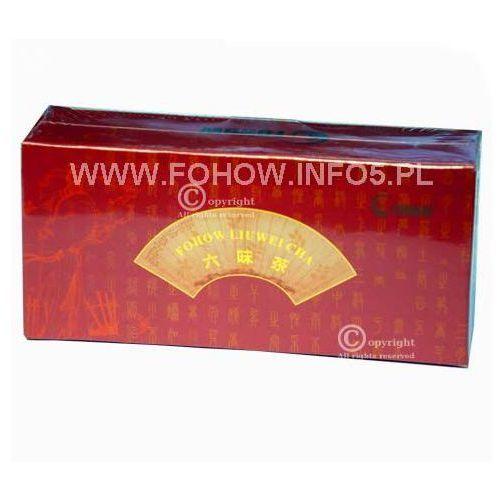 Liuweicha - herbatka herbata 25 saszetek marki Fohow
